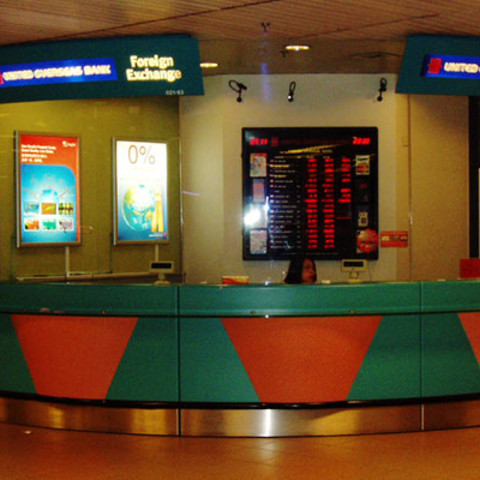 Money Exchange Center (Changi Airport)