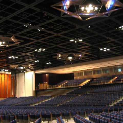 Convention Center (cabines de traduction)